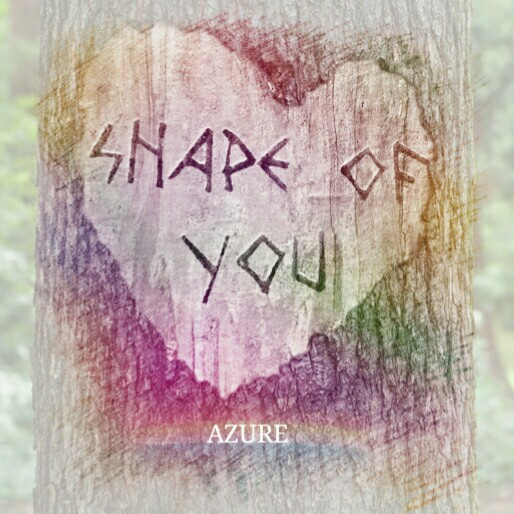 shape of you拇指琴谱