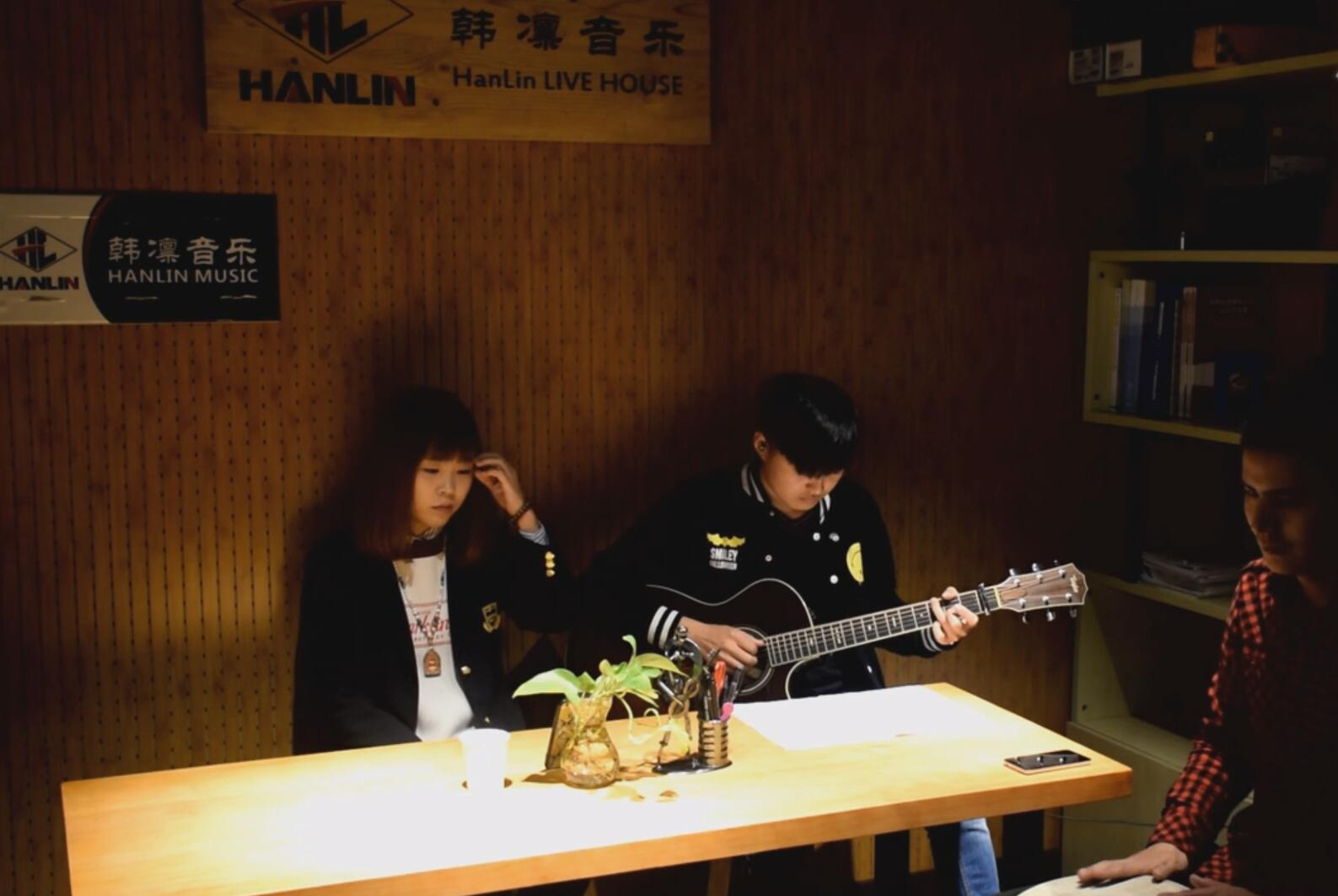 安河桥 吉他弹唱 韩凛音乐工作室 王晓宇演唱