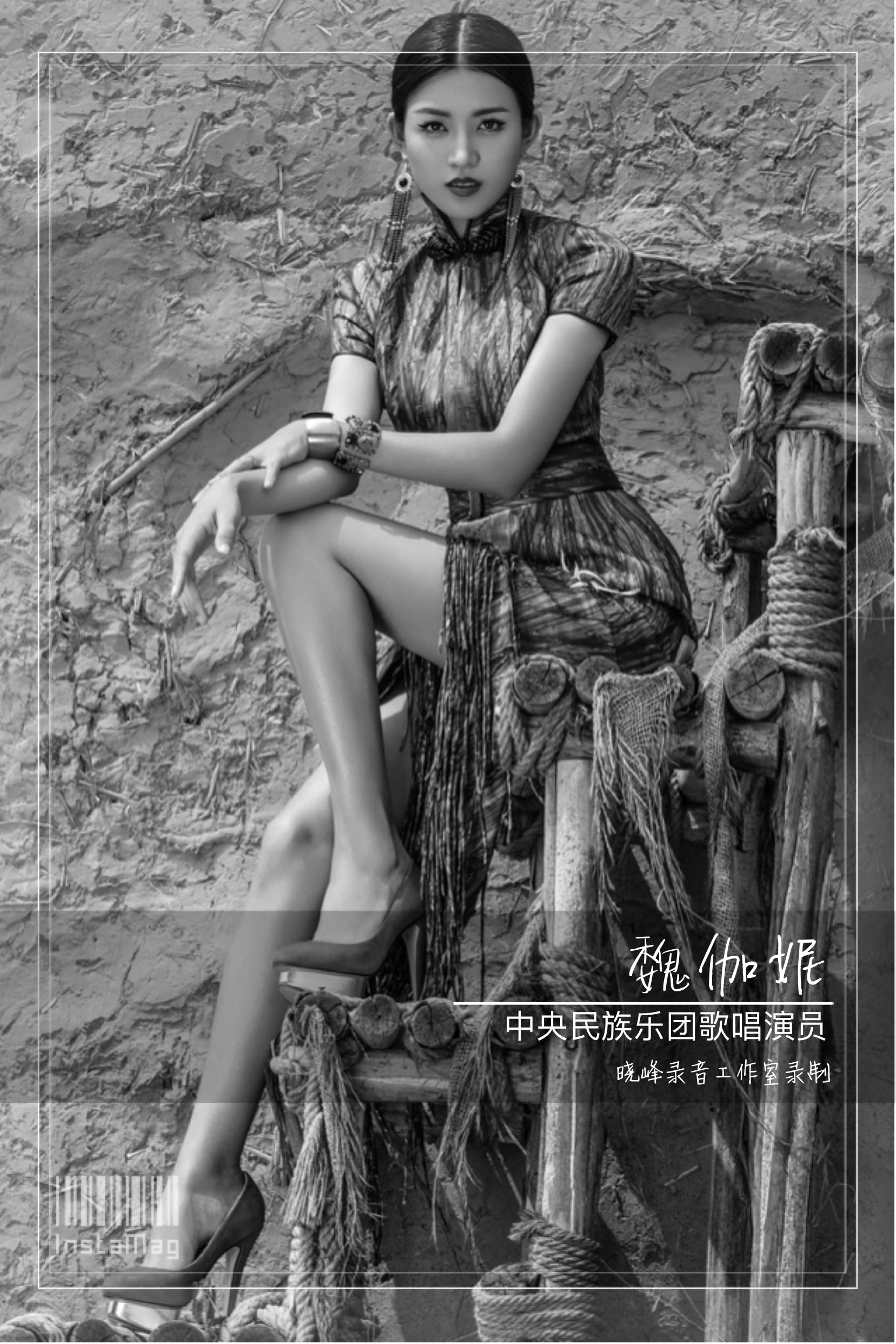 《加林赛部落》 (魏伽妮演唱)