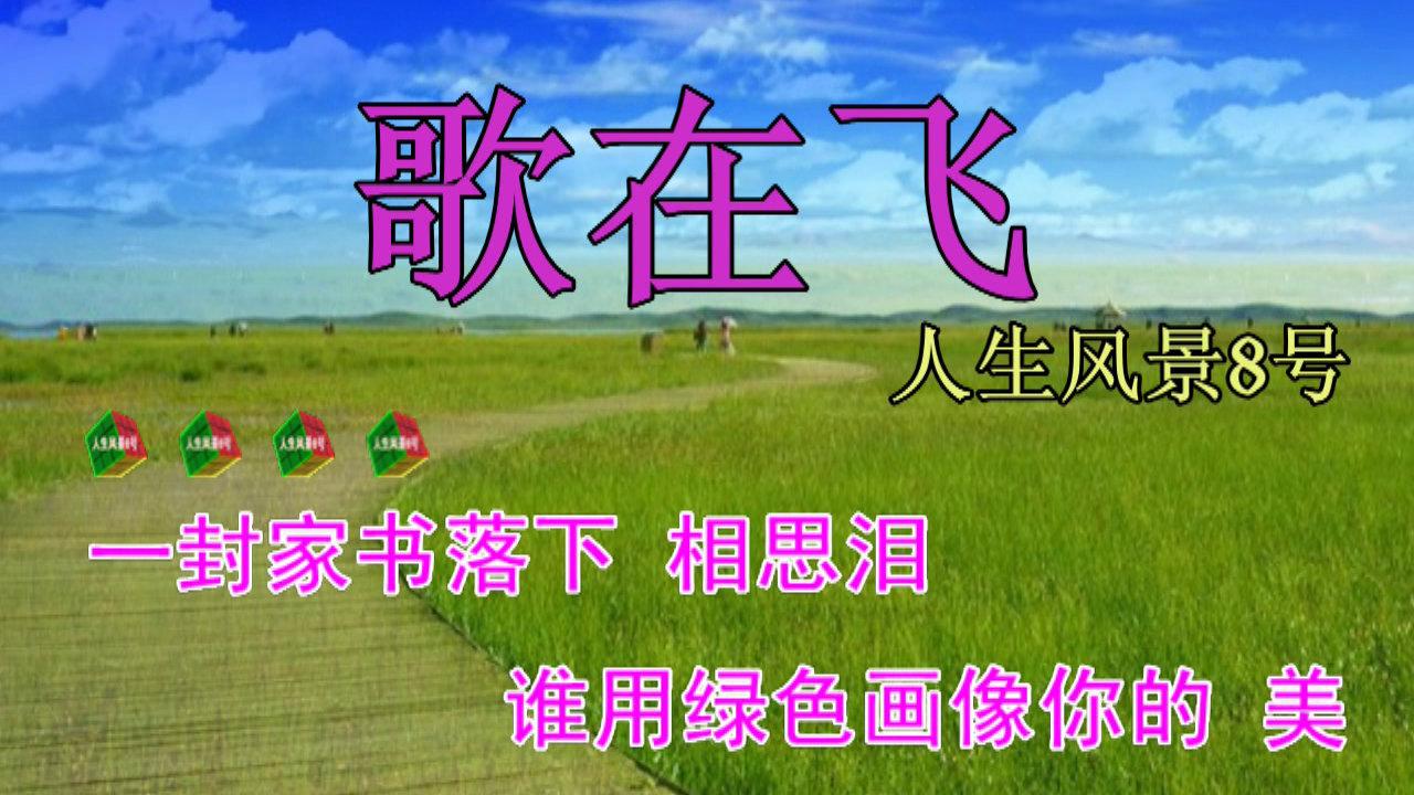 歌在飞 - 人生风景8号 - 5sing中国原创音乐基地