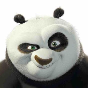 壁紙 大熊貓 動漫 動物 卡通 漫畫 頭像 350_350