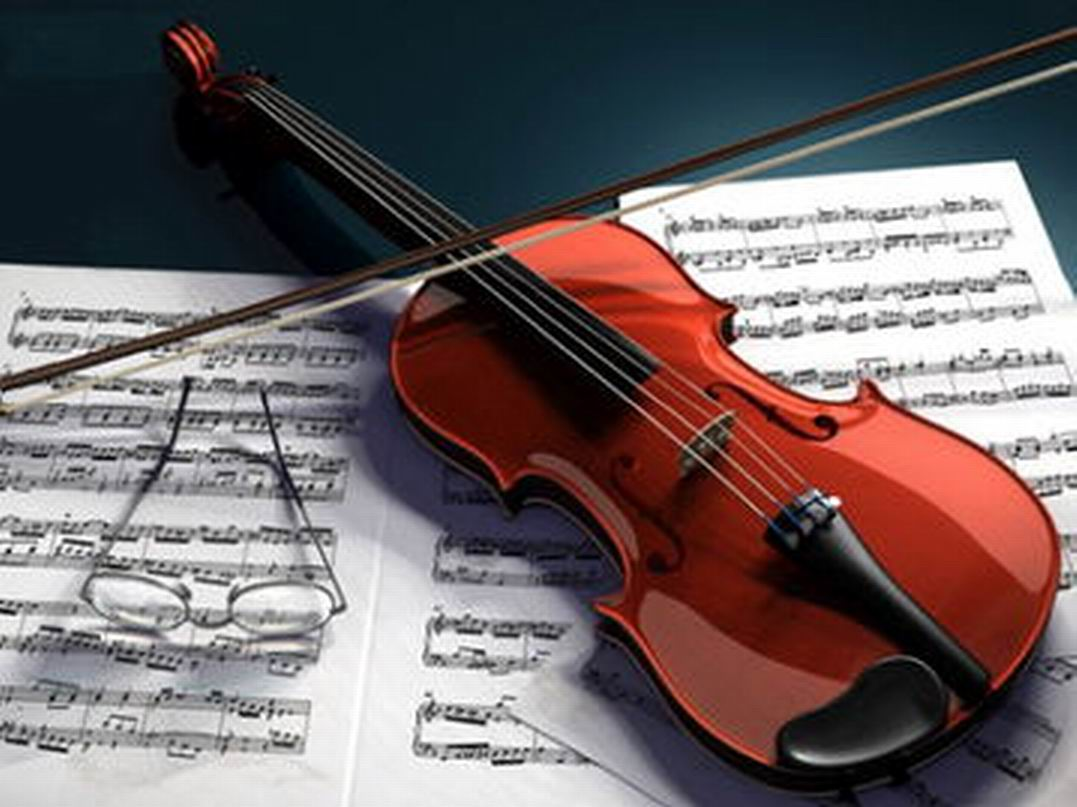 什么是小提琴图片