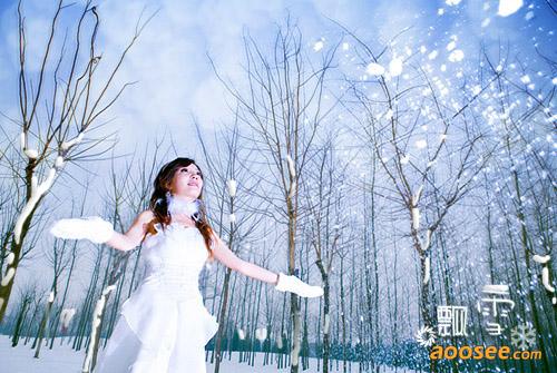 飘雪 - 香茗小雪 - 5SING中国原创音乐基地