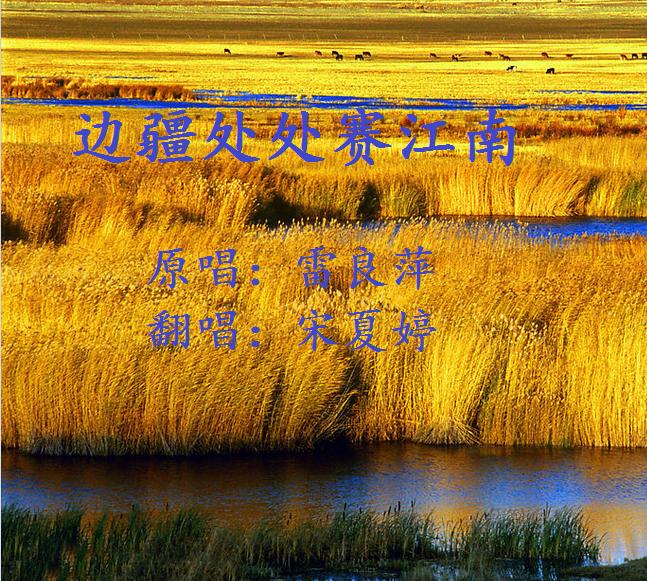 边疆处处赛江南 翻唱版