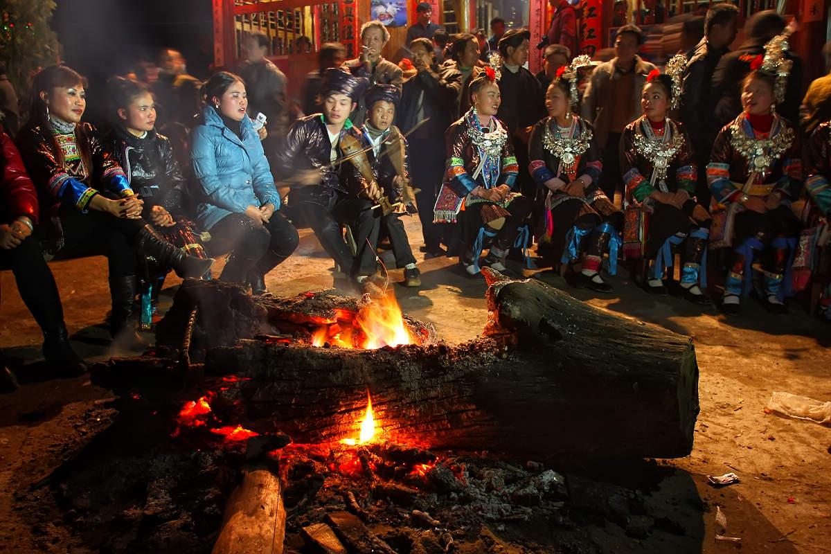 葫芦丝 侗乡之夜