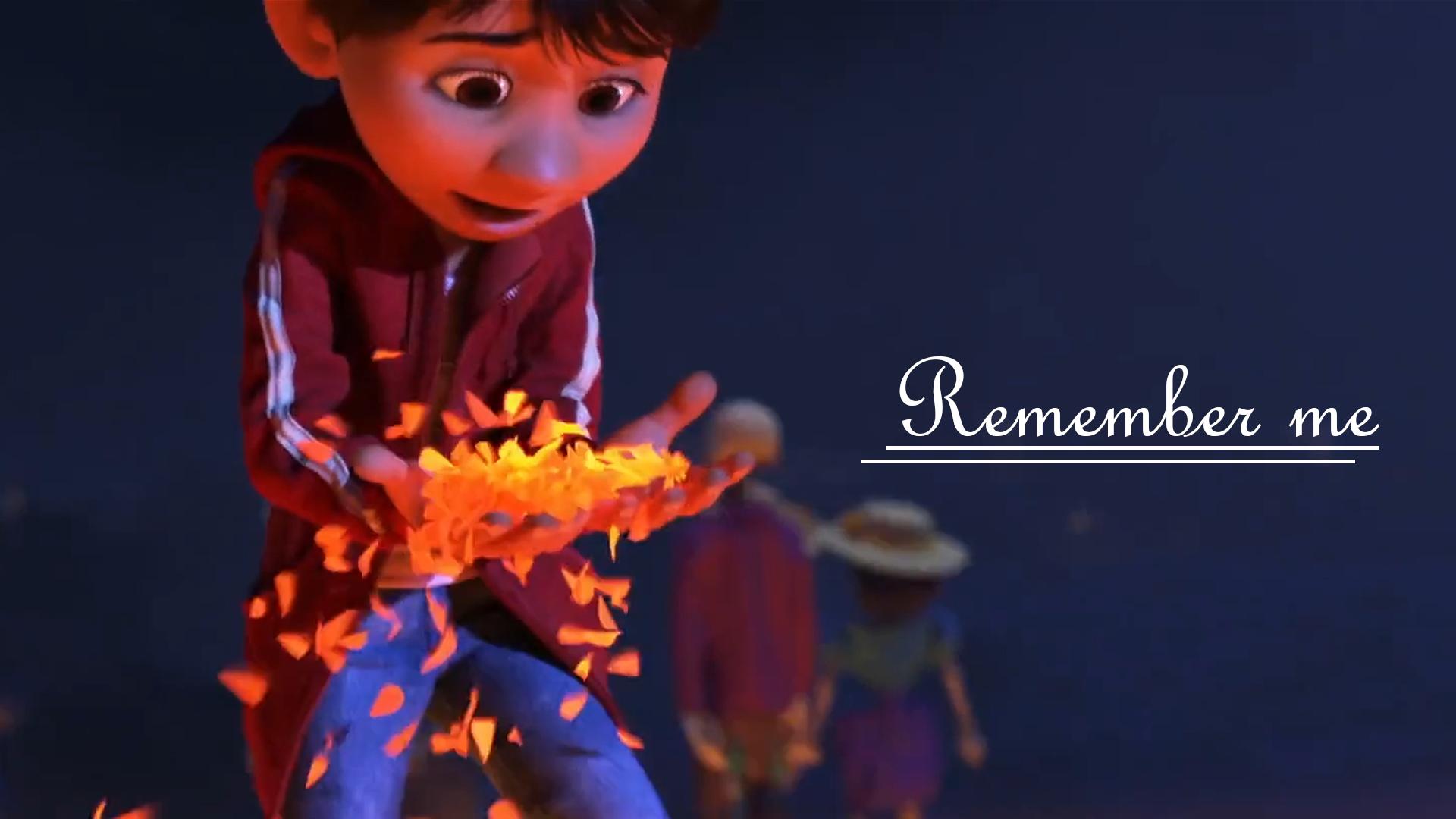 Remember me - 蛋骨luyen - 5SING中国原创音